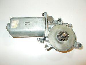 1986 87 88 89 90 91 BUICK CHEVROLET OLDSMOBILE PONTIAC POWER WINDOW MOTOR NOS RH