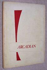 1959 Arcadia High School Yearbook Annual Arcadia Ohio OH - Arcadian