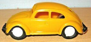 Plastic VW VOLKSWAGEN BEETLE Car Model - Unknown Age / Maker
