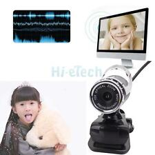 New 360°Full HD 12.0MP Video Webcam Network Camera with Mic for Desktop Skype