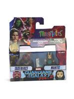 Marvel Minimates Taserface & Mantis Series 71 Guardians Of The Galaxy Vol 2 New