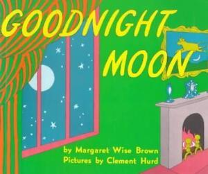 Goodnight Moon von Margaret Wise Brown (2007, Taschenbuch) Englisch