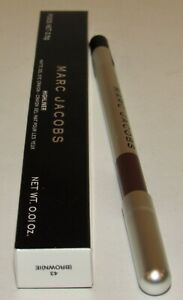 Marc Jacobs Highliner Brownie Eyeliner Gel Eye Crayon 0.01 Oz Full Size NIB 43