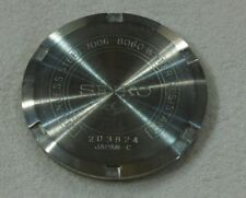 RARE SEIKO FACETED CRYSTAL GLAS VETRO VERRE 320T19ACSG FOR 7006-6010