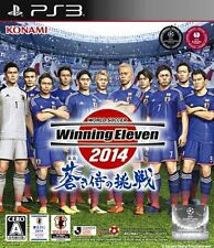 World Soccer Winning Eleven 2014 Aoki Samurai (Japan Imported) [PlayStation 3]