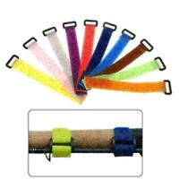 10pc Luggage Strap Suitcase Tight Belt Portable Clothing Strapping Self-adh W2I4
