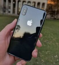 Apple iPhone X - 64GB - Space Grey - Factory Unlocked - Superb Condition