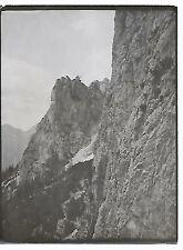 K.u.K  Zeit - Berge Gebirge in Südtirol - Echt Foto 1. WK (L-6277