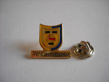 a1 CAMBUUR SC FC club spilla football calcio voetbal pins olanda nederlands