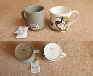MAXWELL WILLIAMS CASHMERE & ROYAL DOULTON OLIO CUPS