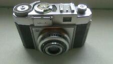 Vecchio ZEISS IKON fotocamera con illuminazione incorporato COLTELLO