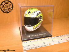 HECTOR BARBERA MOTO-GP SCORPION HELMET 1/5 2014 CASCO CASQUE EXO-2000 MINT