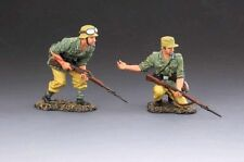 THOMAS GUNN SS033B - The Battle Group Part 4 Desert WW2 Painted Diecast Metal