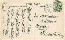 Annie S. Jackson.  Hartwood Grove, Chorley, Lancashire 1906  RJ.838