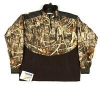 NWT GAMEHIDE Advantage Max-4 HD Decoy Wader Camouflage Jacket FFS - Size Medium