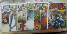 Savage Dragon (9) comic book lot Includes the variant Barack Obama Cover