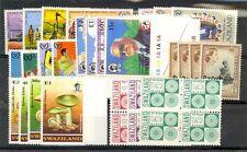 Swaziland Scott Mint NH sets (Catalog Value $39.35)  [H0035]