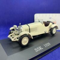 Mercedes-Benz SSK 1928 Year 1/43 Scale Diecast Collectible Model Car