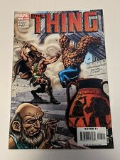 The Thing #7 July 2006 Marvel Comics