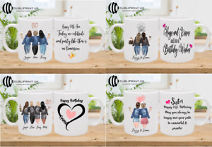 Special Birthday Best Friend / Sister / Cousin / Colleague Personalised Mug