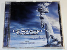 Harald Kloser THE DAY AFTER TOMORROW Roland Emmerich Soundtrack CD New