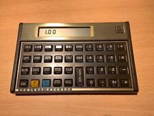 HP 12C Calcolatrice