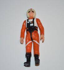 1978 Vintage Star Wars Luke Skywalker X-Wing Pilot Actionfigur Kenner