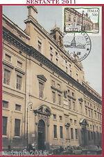 ITALIA MAXIMUM MAXI CARD LICEO GINNASIO E. Q. VISCONTI ROMA 1988 TORINO B103