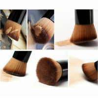 Cosmétique Pinceau Brosse Bois Poudre Fond de Teint Blush Joues Maquillage Outil