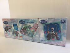 New Disney Frozen Puzzle Popper Jr. Game Jumbo Playing Cards 3 Pack Sealed