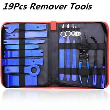 Nylon stainless steel Material 19Pcs Remover Tools For Car Radio Window Door Set