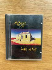 Minidisc Midnight oil diesel and dust album music