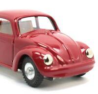 VW Bug Beetle - 1960 Era VW Beetle - O Scale - Metal - Kovap - Railroad Vehicles