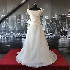 Amazing Gown-Train (Buttercup- Size 14) Wedding, Special Day, RRP £1000+