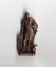KINDER FERRERO soldatini metallfiguren ROMER ROMAN 3 40mm kupfer K93 n 125