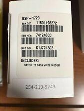 Qualcomm- Globalstar Gsp-1720 Satellite Data and Voice Module