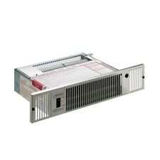 Hydronic Kickspace Heater Stainless Steel Built-in Thermostat (Not Electric)
