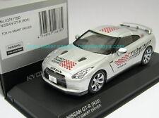 1/43 KYOSHO NISSAN R35 GTR TOKYO SMART DRIVER CAMPAIGN CAR model