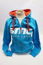 BMC Casual Groove Hoody Hooded Sweatshirt Women's Blue - XS - 212189