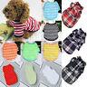 Small Dog Pet Cat Puppy Vest T-Shirt Coat Dog Clothes Apparel Thin Soft Shirt