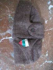 World War II- Authentic Kingdom of Bulgaria Hat- Italian Bustina- Communist Star