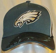 PHILADELPHIA EAGLES MENS BASEBALL HAT CAP NEW ERA MEDIUM LARGE NFL FOOTBALL LID!