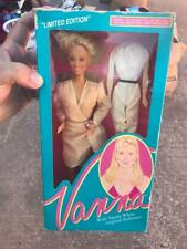 Vintage Vanna White Limited Edition Fashion Doll from 1990 - New in Box