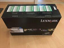 Original Lexmark Toner 24B5828 Cyan CS796 OVP mit Rechnung