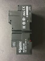 Schneider Electric RUZSC2M 2CO Socket Din Rail Relay Base - New In Pack
