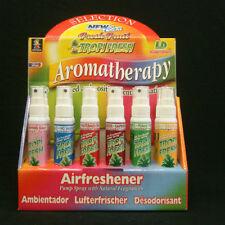 6 x Strawberry Aromatherapy Pump Action Air Freshener Free Post