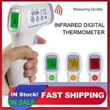 Termómetro digital infrarrojo profesional sin contacto para adulto niños bebé