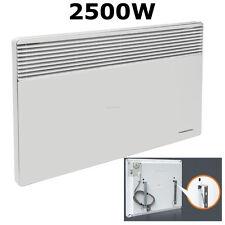 2500W Heizkörper Heizung Konvektor Heizstrahler Heizgerät Elektro Heizer Wärme