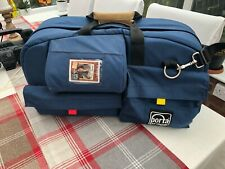 PortaBrace CO-PC Carry-On Camcorder Case Blue for pro camcorders up to 23 inches