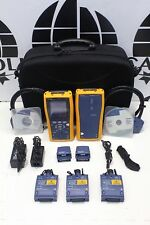 Fluke DTX-1800 Cable Analyzer DTX-MFM2 MM & DTX-SFM2 SM Fiber DTX-1800-MS